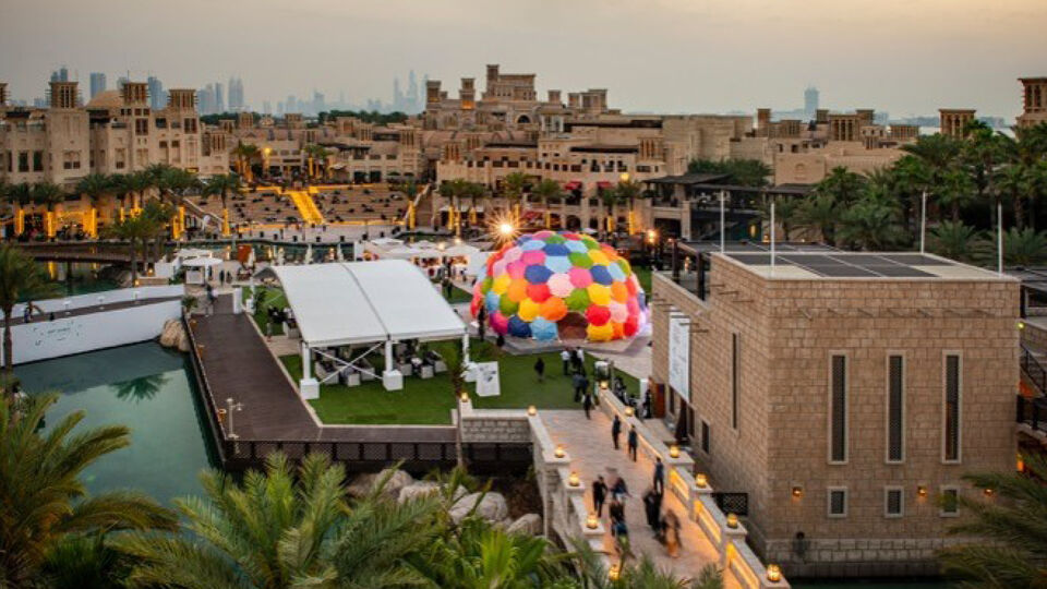 Tickets On Auction At The Abu Dhabi Dream Ball For A VIP Experience At Art Dubai 2020