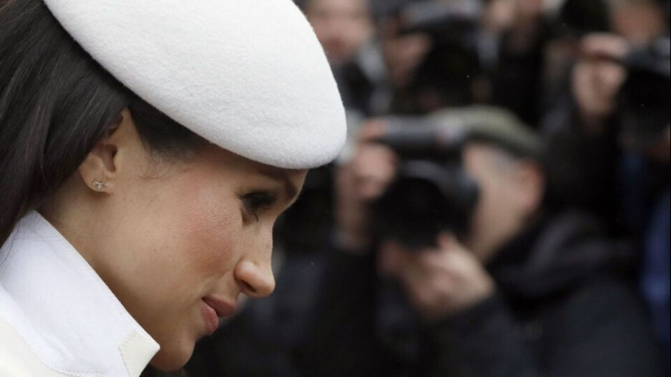Meghan Markle Reportedly Threatens Legal Action Over Canada Paparazzi Photos