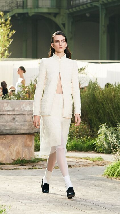 Inside Chanel's  S/S20 Couture Show