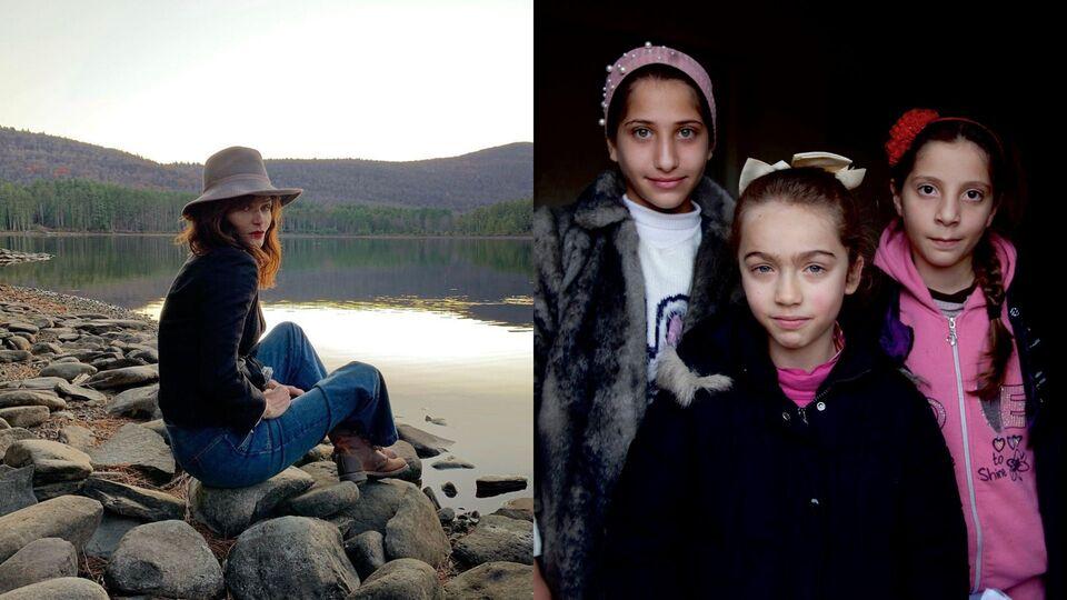 Helena Christensen Is Donating Three Photographs To The Abu Dhabi Dream Ball