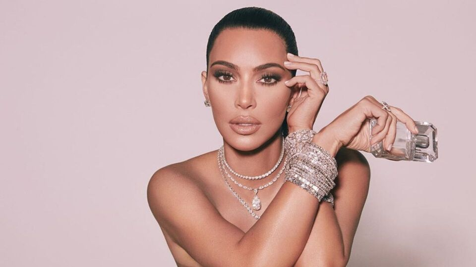 Kim Kardashian West Is Launching A New Fragrance Tomorrow