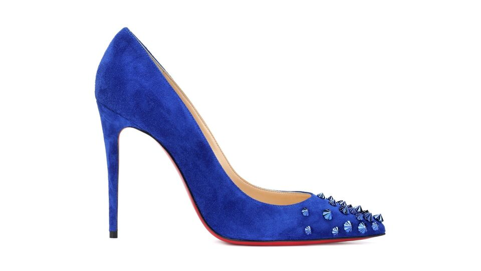 "11 ""Something Blue"" Statement Shoes To Elevate Your Wedding Day Look"