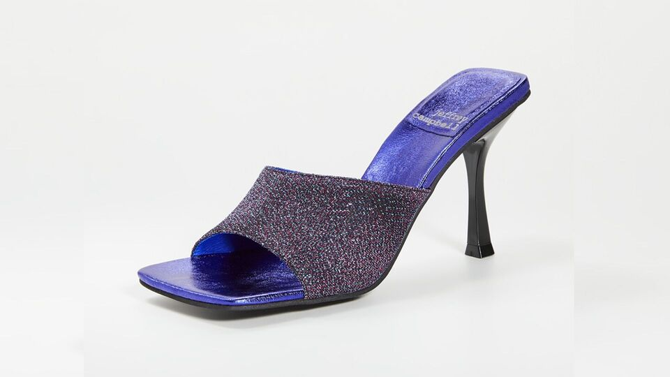 """11 """"Something Blue"""" Statement Shoes To Elevate Your Wedding Day Look"""
