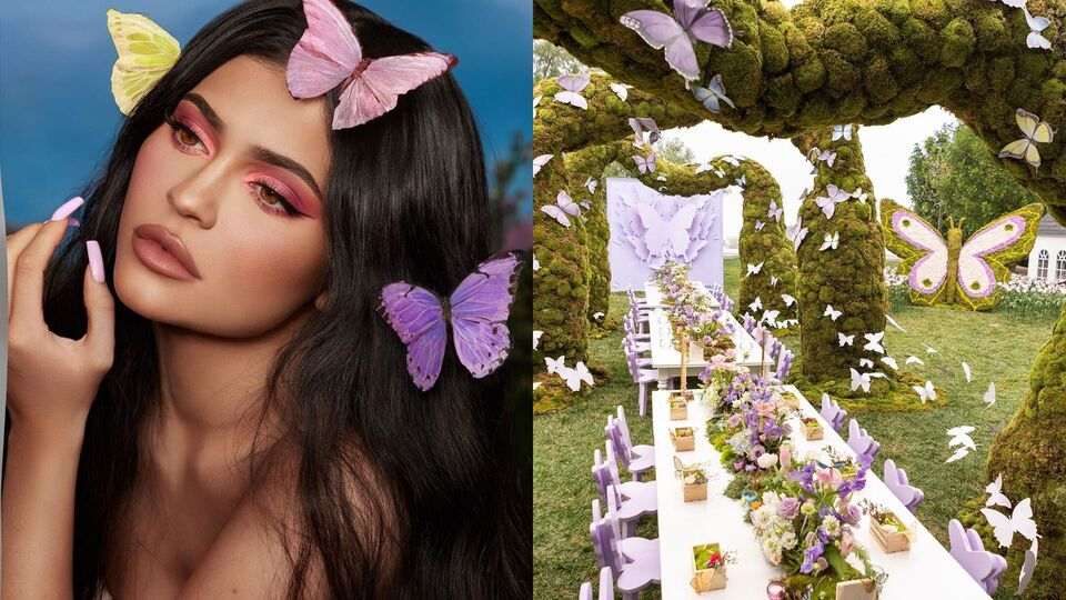 Kylie Jenner Just Threw The Most Adorable Launch Party For Stormi x Kylie Cosmetics