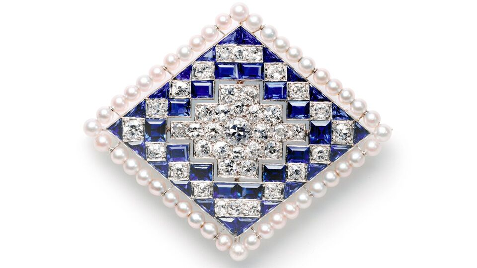 The Arabesque Influence Within Cartier's Archives