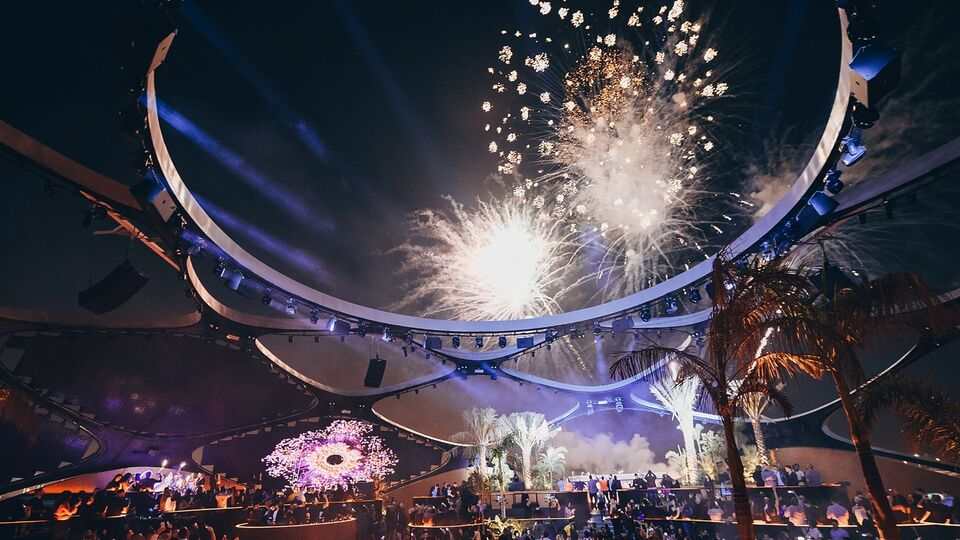 Inside SKY2.0's Impossibly Stylish Celebration Of Arab Designers