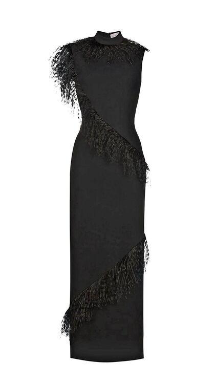 7 Dark Feathered Fashion Finds