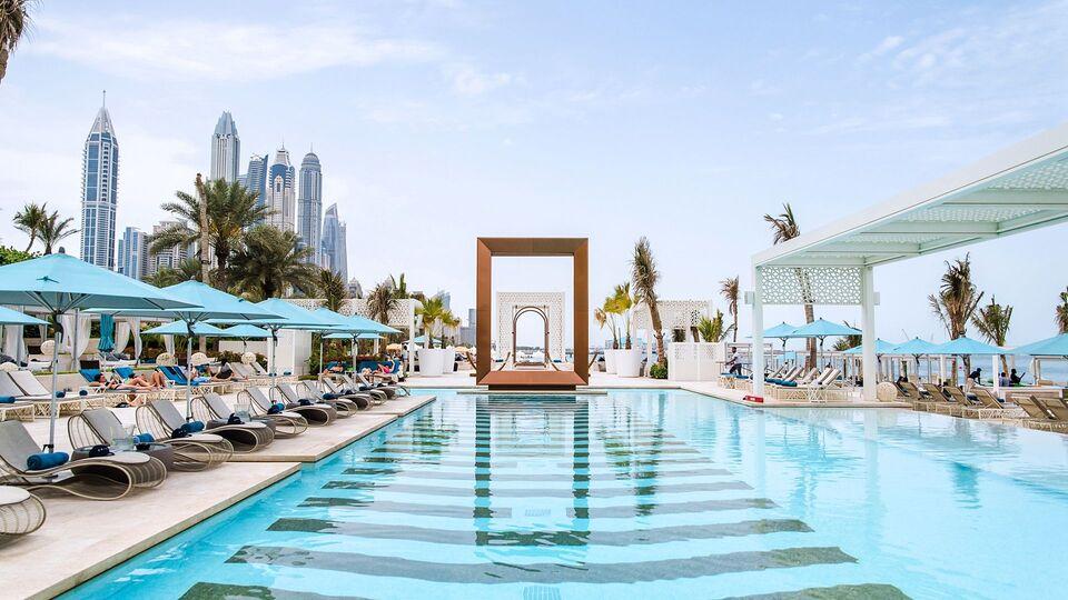 The Escape   Drift Beach, One&Only Royal Mirage, Dubai