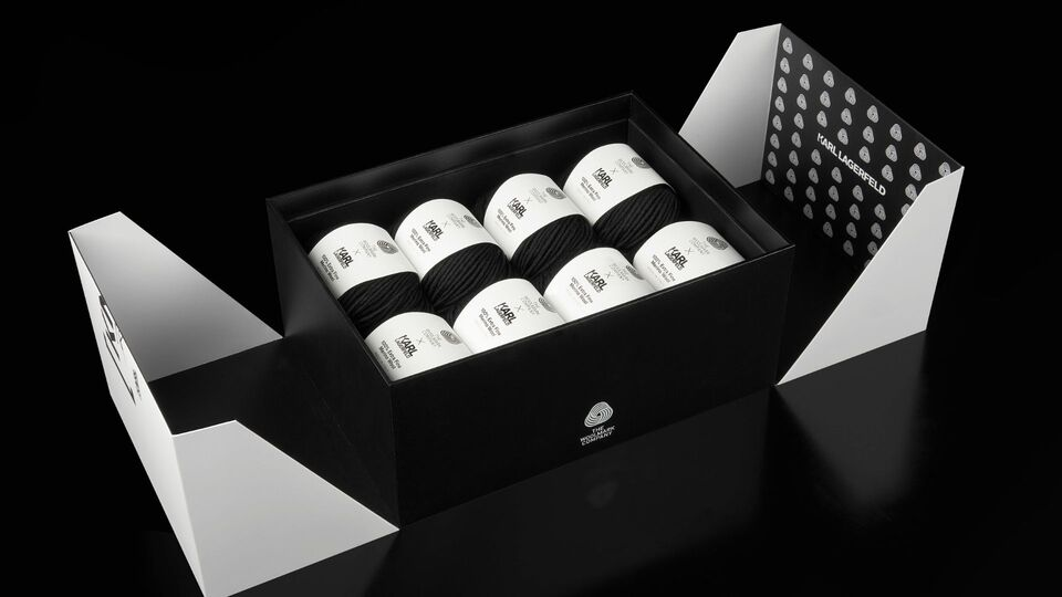Introducing The Karl Lagerfeld DIY Couture Knit Box Set