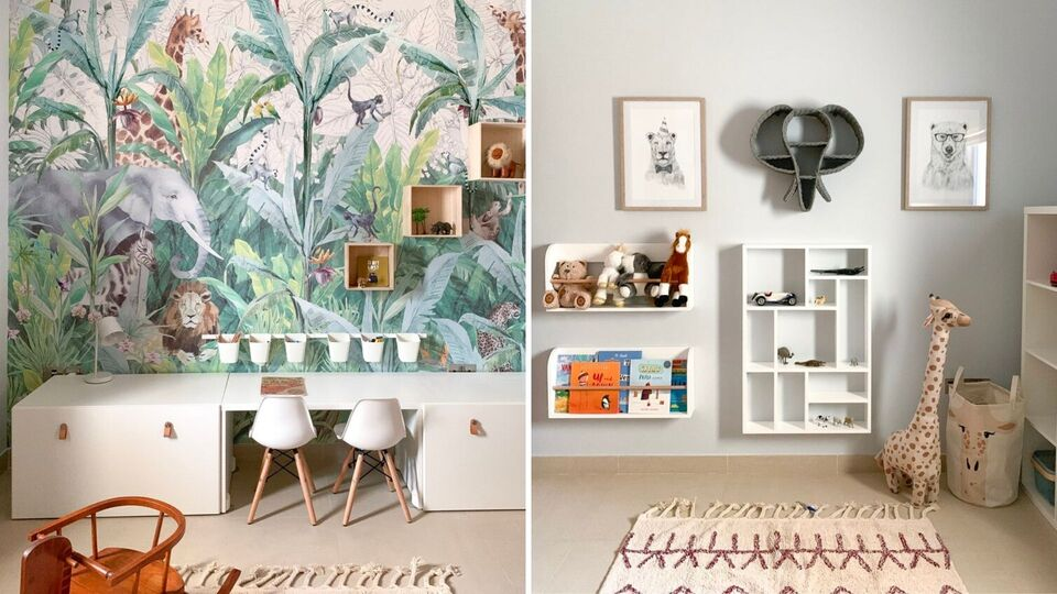 7 Expert Tips For Creating An Instagram Worthy Children S Room Harper S Bazaar Arabia