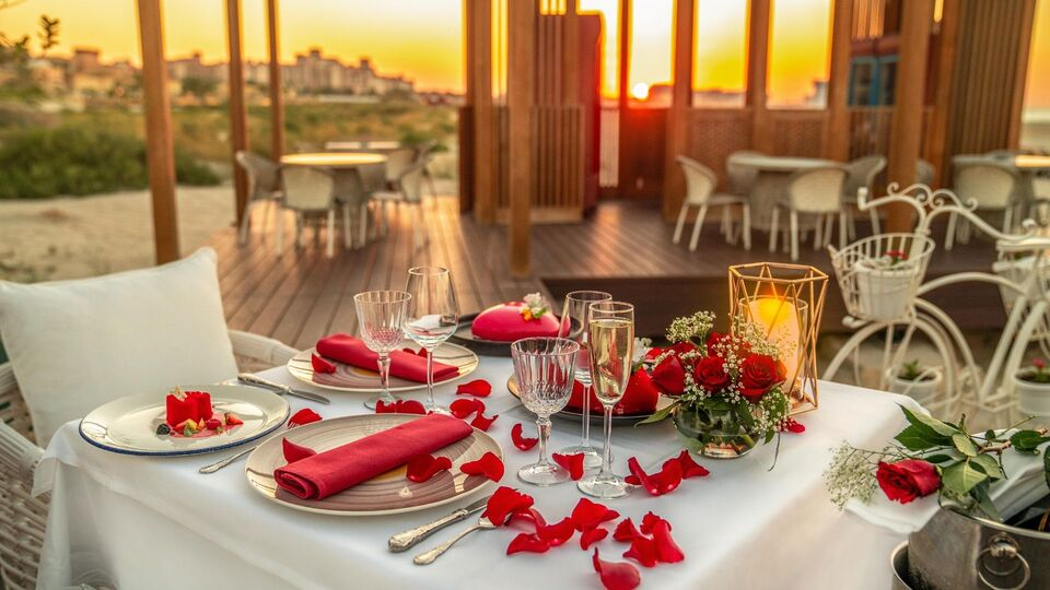 The Best Places For A Valentine's Dinner Date In The UAE