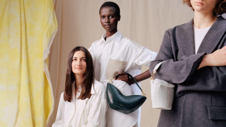 Meet Sahar Asvandi, The Iranian-British Designer Behind Luxury Handbag Label S.Joon