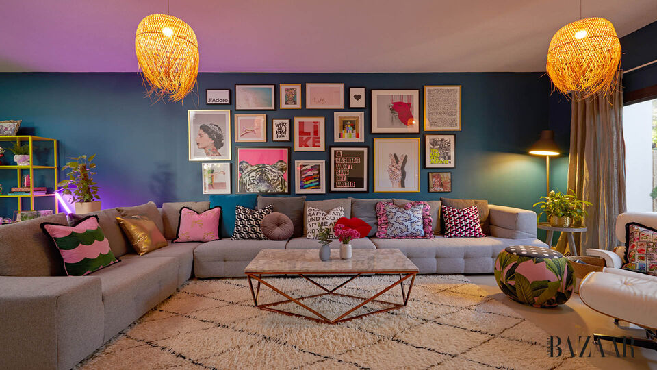 This Interior Stylist Gives Us A Tour Of The Happiest Home In Dubai