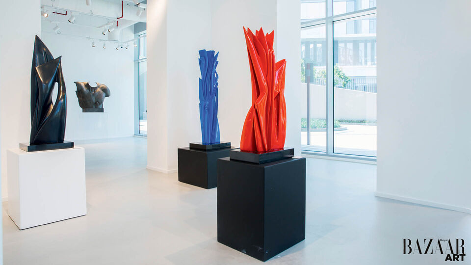 Dubai's OBLONG Gallery Is A Celebration Of International Contemporary Art