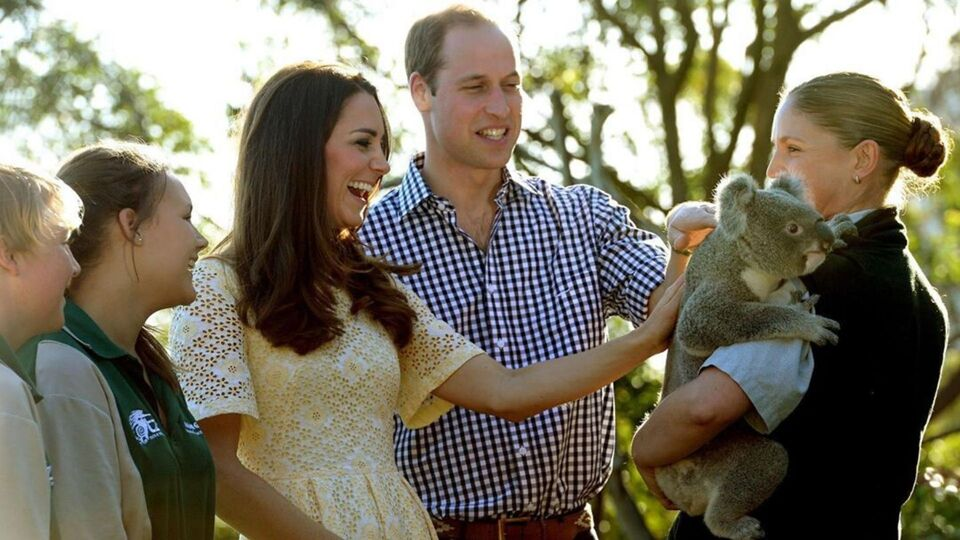 Kate Middleton And Prince William Might Be Visiting Australia To Support Bushfire Relief
