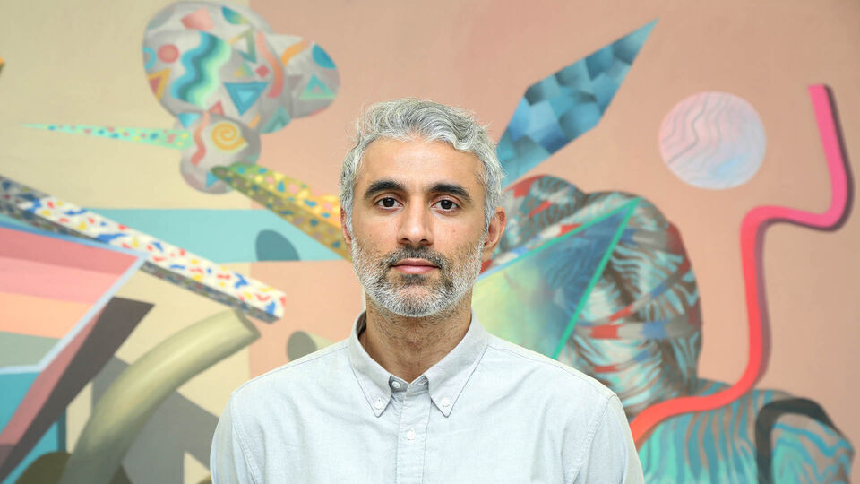 Inside Visual Artist Athier Mousawi's Latest Exhibition At Dubai's Ayyam Gallery