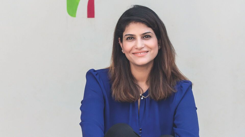CEO Sara Saeed On The Power Of Dialogue And The Importance Of Being Yourself