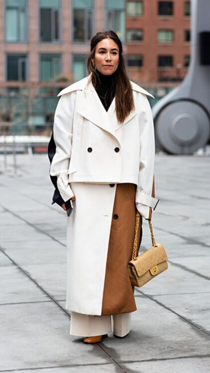 12 Impeccable Winter Street Style Looks From NYFW