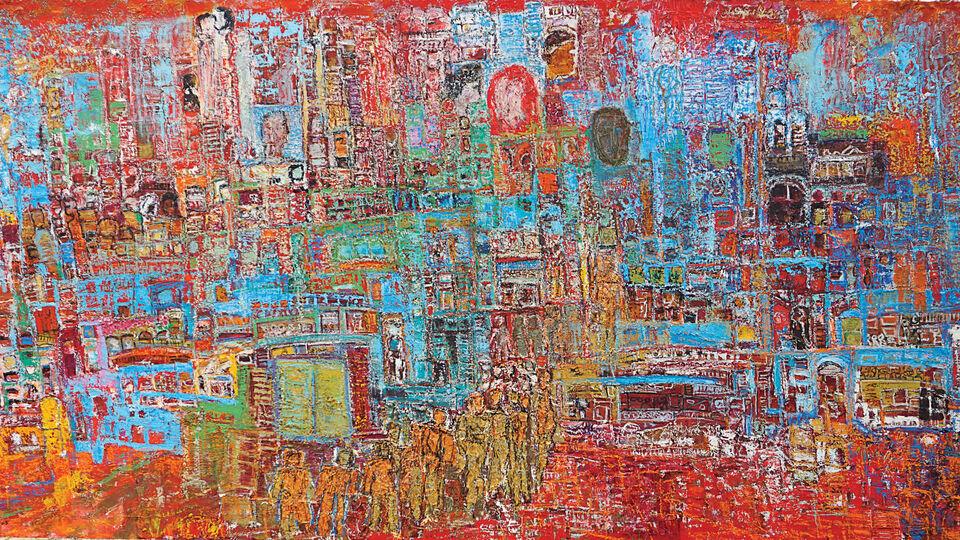 An Exploration Of Cairo-Born Artist Ahmed Farid's Hidden Identities Series