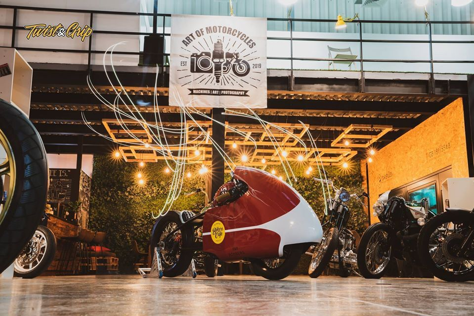 The Second Edition Of Art Of Motorcycles Show Set To Launch In Al Quoz Tomorrow