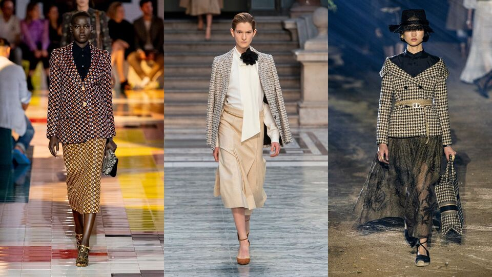 Get The Look: That 70's Skirt Suit