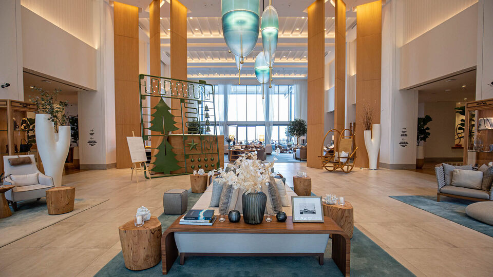This Hotel On Dubai Creek Island Has Married Art And Tradition
