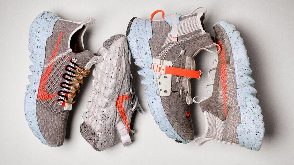 Why The Nike Space Hippie Is The Sneaker Of The Future