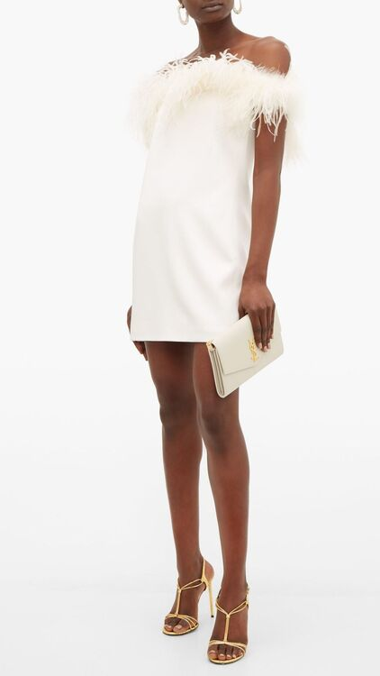 10 Little White Dresses For Your Pre-Wedding Events