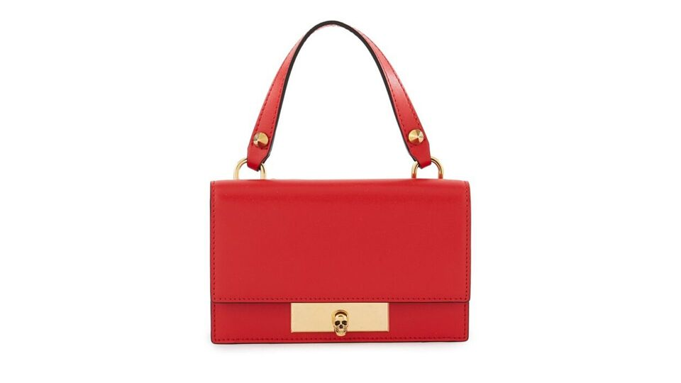 6 Red Bags To Fall In Love With