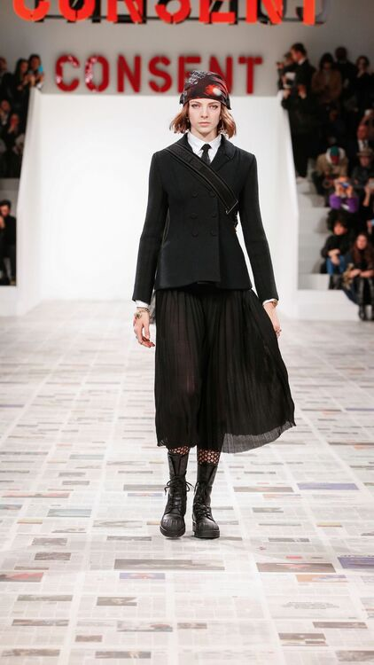 The Best Looks From Dior's A/W20 Runway