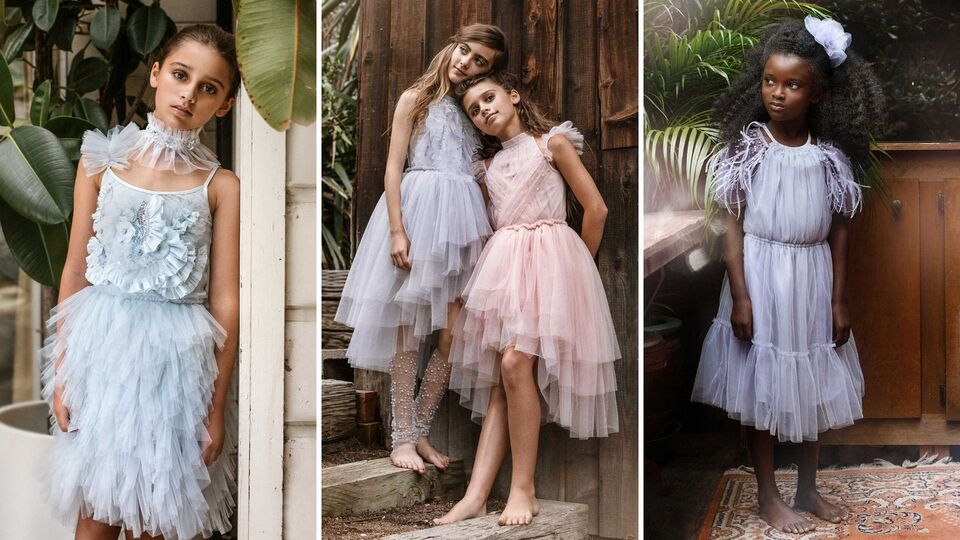 A Dreamy Collection Of Fairy Tale Dresses Has Just Landed In The UAE