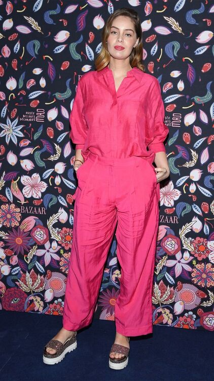 Gwyneth Paltrow, Demi Moore, Gigi Hadid, And More Come Out For Harper's Bazaar: First In Fashion
