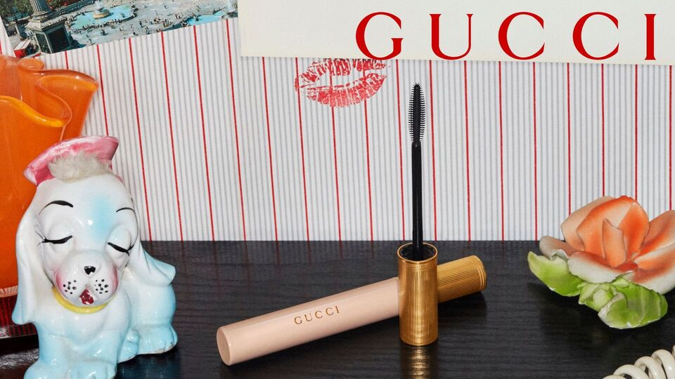 Introducing Alessandro Michele's Rebellious New Beauty Launch: Gucci Mascara L'Obscur