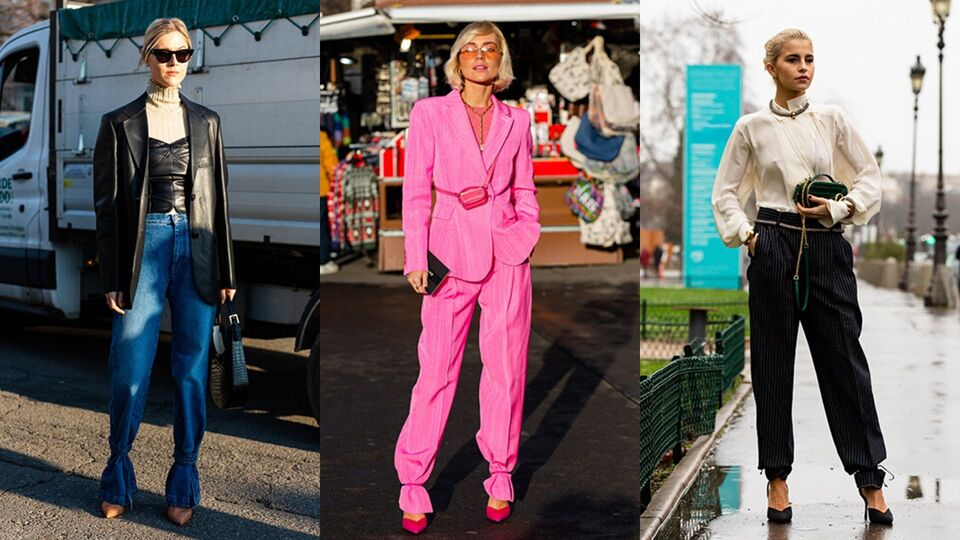 Fashion Week Street Style: Tie 'Em Up