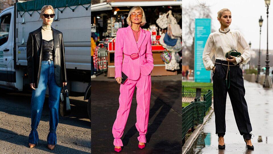 Fashion Week Street Style: Tie 'Em Up