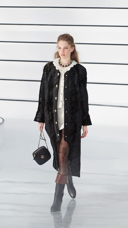 Top 10 Looks From Chanel's A/W20 Runway