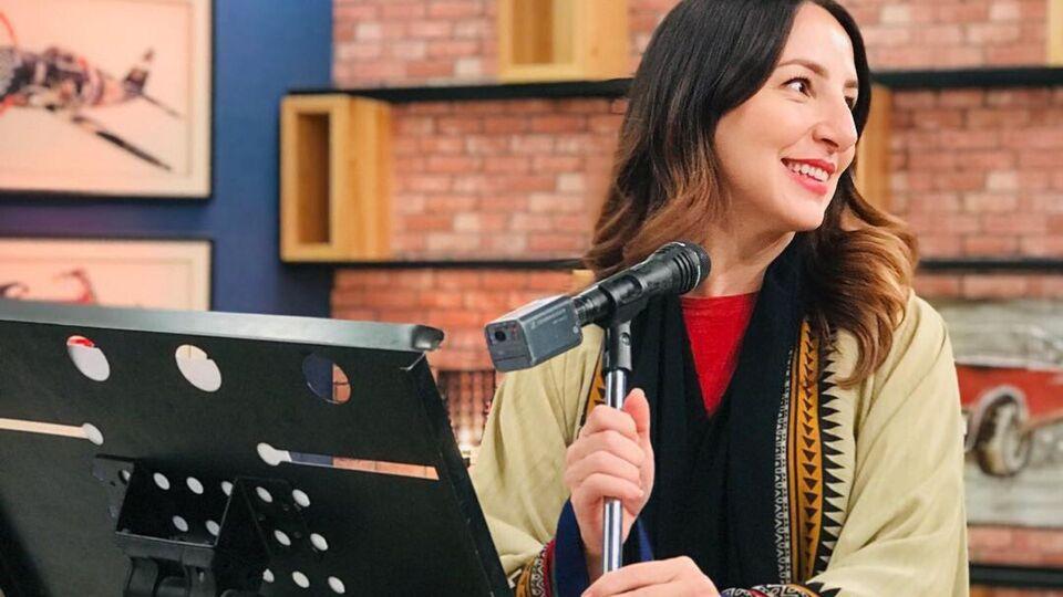 Saudi Arabia's First Opera Singer Made A Spectacular National Debut