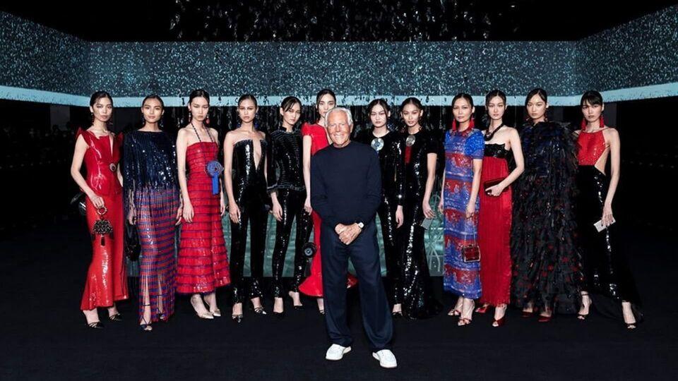 Giorgio Armani's Dubai Show Has Been Postponed Due To Coronavirus