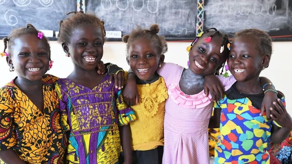 Exclusive   Chloé And UNICEF Join Forces To Launch The Girls Forward Campaign