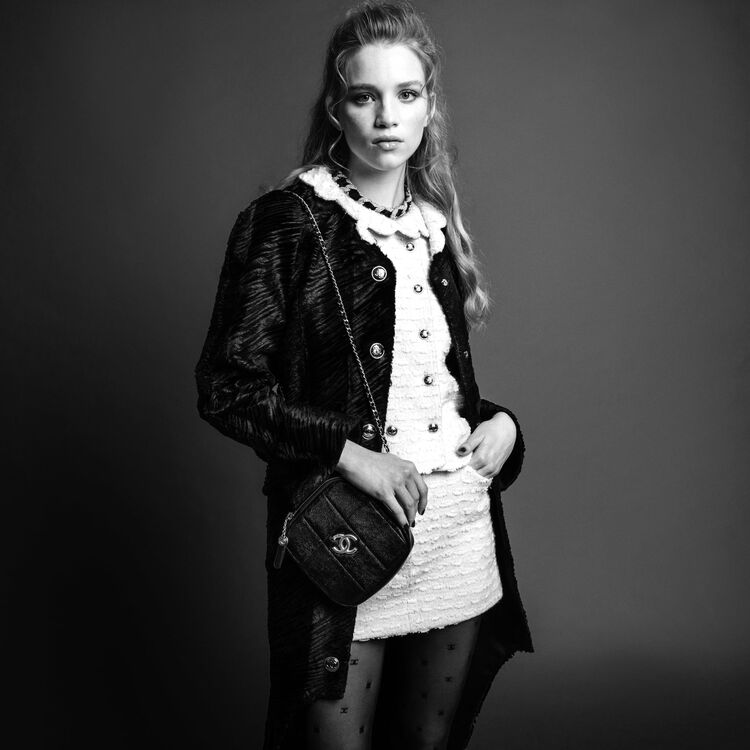 BAZAAR's Top 10 Portraits From The Chanel A/W20 Ready-to-Wear Show