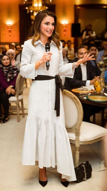 #StyleFile: HRH Queen Rania Of Jordan