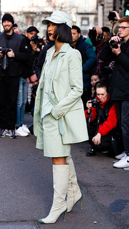 7 Street Style-Inspired Workwear Looks You Need To Try