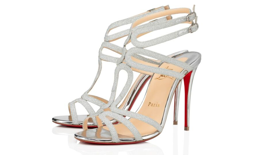 Christian Louboutin's S/S20 Bridal Collection Will Have You Falling Head Over Heels