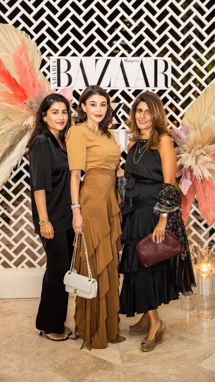 Inside Harper's BAZAAR Arabia's Exclusive Dinner With La Perla