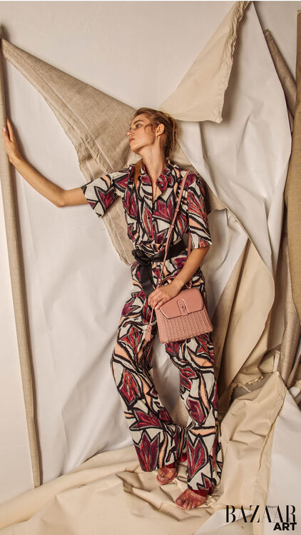 Uncovering The Artistry Behind Salvatore Ferragamo's S/S20 Collection