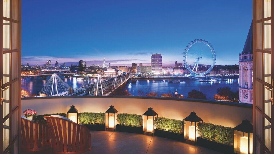 The Honeymoon Escape | Corinthia Hotel, London
