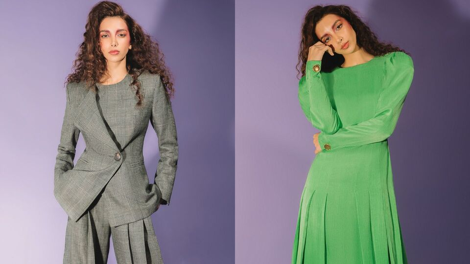 Emirati Designer Sara Al Tamimi's Debut Collection Reminds Us Why She's One To Watch