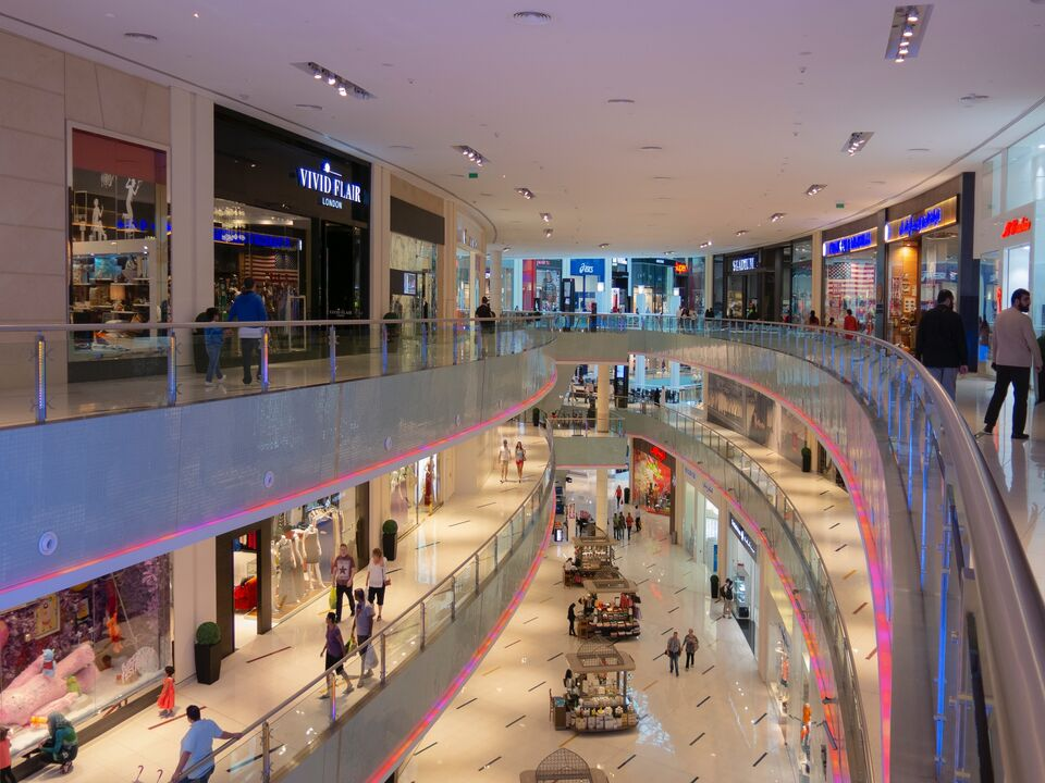 You Will Soon Be Able To Virtually Shop The Dubai Mall