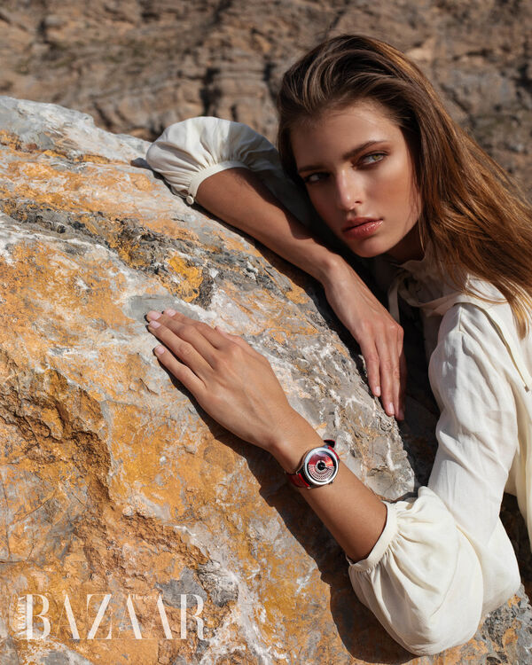 Fresh Air: Dior's Modern Take On Classic Timepieces