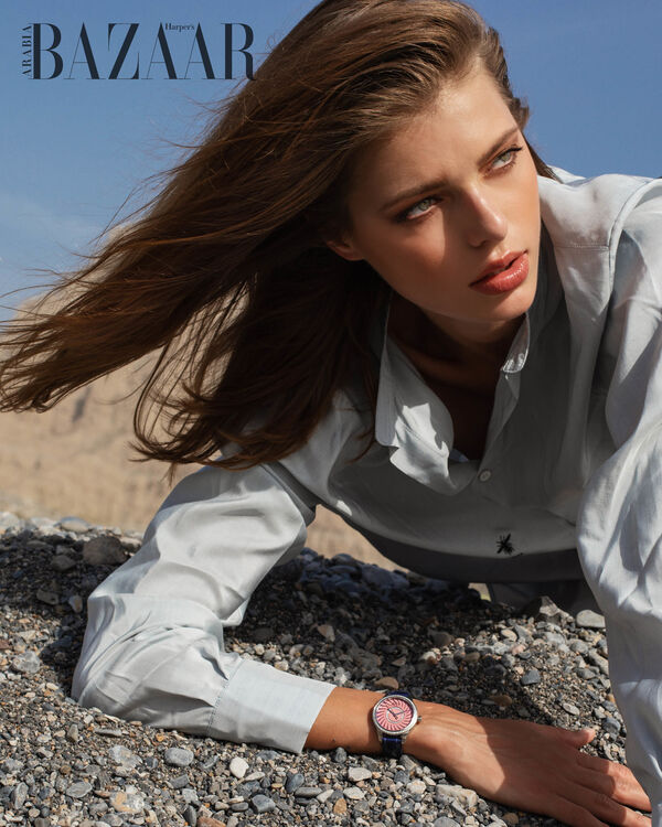 Fresh Air: Dior's Modern Take On Classic Timepieces